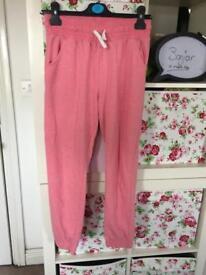 I ❤️ Girlswear Pink Joggers