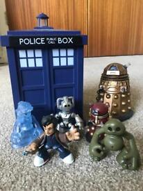 Dr Who Playset