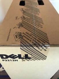 Brand new boxed Dell monitor