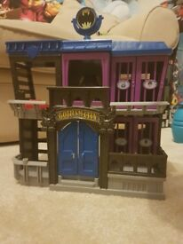 Imaginext Gotham City Jail