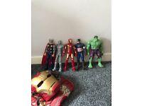 Avengers toy bundle