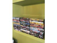 DVDs various