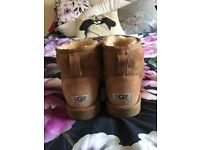 Ankle UGG boots