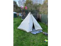 Ozark 8 Person Teepee Tent