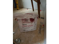 FREE! approx 1/2 bag Gyproc DriWall Adhesive
