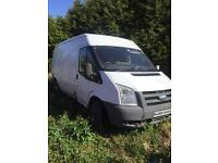 00-13 ford transit breaking Mk6 mk7 transit connect engine gearbox axle