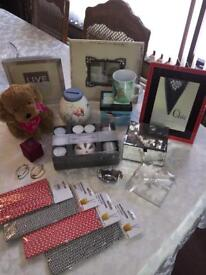 Box Of Gifts - (Could Easily Be Individually Gifted) - See Listing For Details Of Everything
