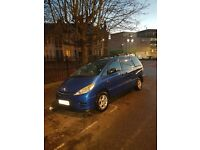 Toyota Previa 2002 2.0 Litre Diesel 7 seater great Family car.