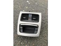 BMW Genuine E92/E93/ M3 Rear centre console trim panel w, rear vents & ashtray