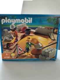 Playmobil 4138 Construction site