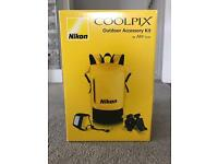Nikon outdoor accessories kit for camera