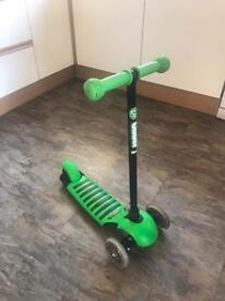 3 Wheeler Scooter.