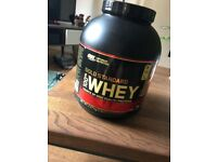 OPTIMUM NUTRITION GOLD STANDARD BEST WHEY ROCKY ROAD 2.27KG SEALED