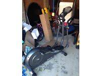 Reebok cross trainer , used but in good condition