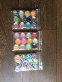 Acrylic Nail Set