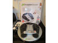 Circulation Booster - High Tech Health - Complete & Boxed