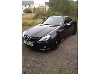 Mercedes slk 200 amg