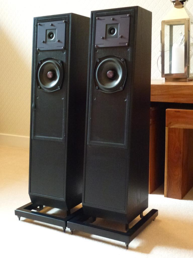 Naim Ibl Floor Standing Speakers In Bridge Of Earn