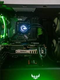Gaming PC Setup - i5 GTX 980Ti SSD