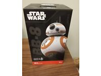 Sphero Star Wars BB-8 App Enabled Droid as new boxed ideal christmas present clean and prefect mint.