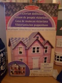 Brand new doll house