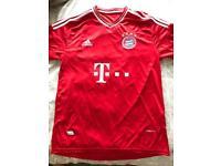 Bayer Munich shirt