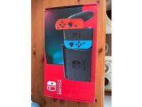 BNIB Nintendo Switch 1.1