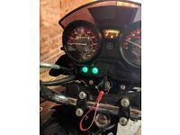Yamaha YBR 125 14 PLate £1600.00