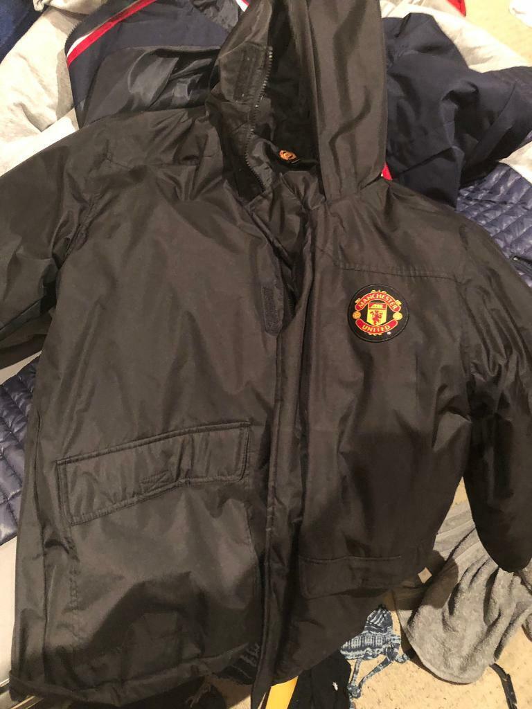 425c284e Man United Coat, Men's XL | in Old Trafford, Manchester | Gumtree