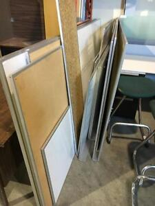 New Tackboards with frame