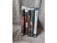 For Sale: Crysis 2, Need For Speed- The Run, Metro 2033, Medal Of War- War Fighter, Sim City 4