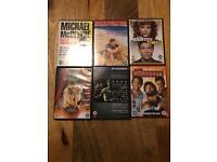 DVD bundle x 6 - The Hangover, Social Network...