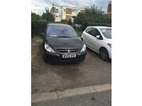 Black Peugeot 307, 2 Litre, Diesel, 5 Door £575