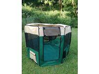 Play pen/run/tent for guinea pig/ferret/rabbit/chinchilla/dog/cat