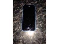 Iphone 5c (blue)