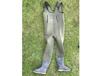 Diawa neoprene chest waders