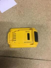 Dewalt 2.0 ah battery