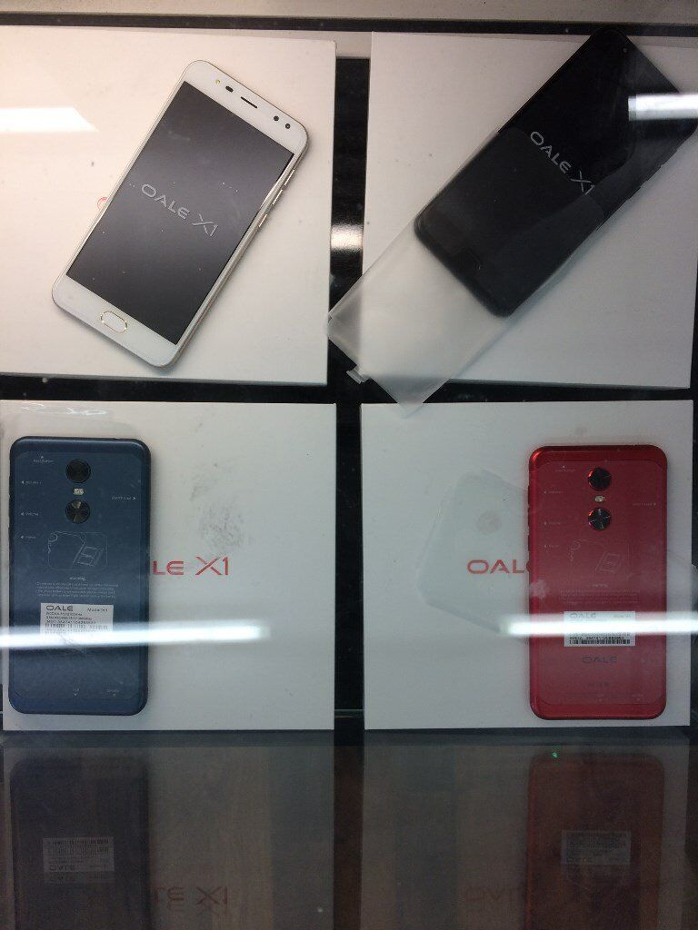 OALE X1 mobile phone 16gb unlocked new with box