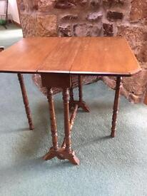 Folding Side table small hall HG3
