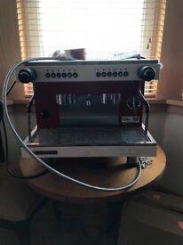 SAN REMO ZOE COMPACT COFFEE MACHINE QUICK SALE