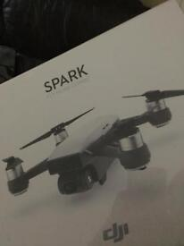 DJI Spark Drone Fly More Combo - Brand new! - extra battery, carry bag and remote