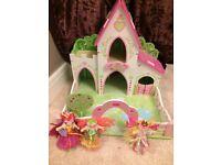 Le Toy Van Fairy Castle 3 x Budkins inc
