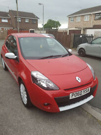 2010 Renault CLIO S 1.2 IMMACULATE with 12 months mot and complete engine overhaul.