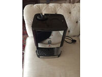 Breville Instant Cappuccino Maker Gloss Black & Stainless Steel VCF011. great condition .