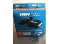 NOW TV BOX WITH 3 Month Entertainment Pass BRAND NEW