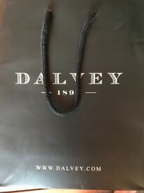 Dalvey discus clock