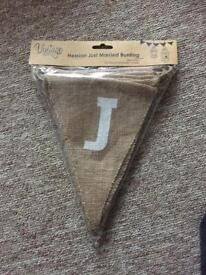 Just married bunting. Open to offers