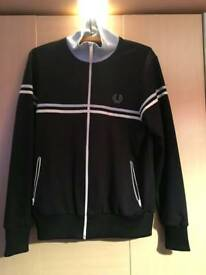 Retro Fred Perry track jacket - Medium