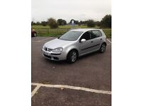 Vw Golf 1.6 petrol, perfect condition