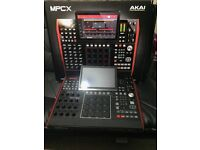 Akai MPC X Professional Music Production Worksation/Sampler (Just 3 Weeks Old)